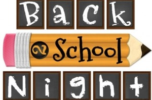 HES Back to School Night